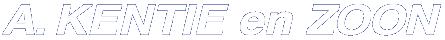 Kentie Koeriers Den Bosch Logo